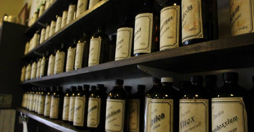 The Herbal Clinic and Dispensary | Herbal Tinctures – The