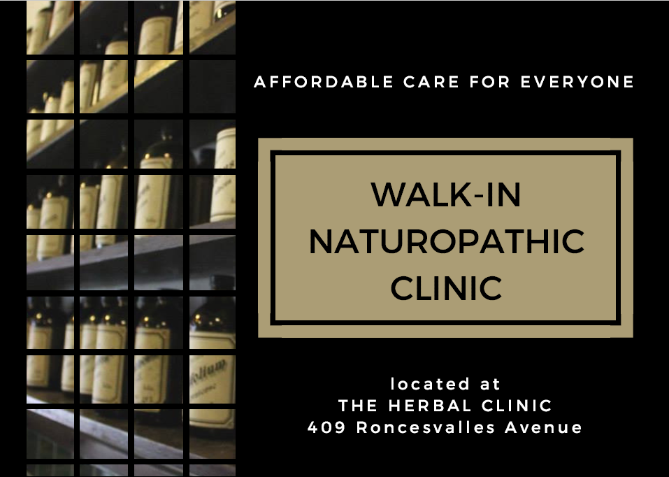 The Herbal Clinic and Dispensary | Naturopathic Walk-In Clinic
